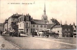 45 MONTARGIS - Entrée De La Ville - - Montargis