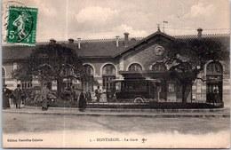 45 MONTARGIS - Facade De La Gare. - Montargis