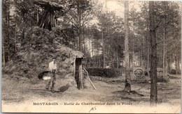 45 MONTARGIS - Hutte De Charbonnier Dans La Foret - Montargis