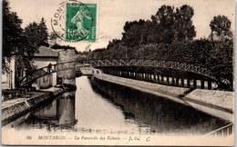 45 MONTARGIS - La Passerelle Des écluses. - Montargis