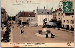 45 MONTARGIS - La Place Mirabeau - Vue Plongeante. - Montargis