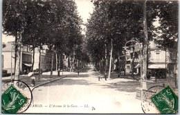 45 MONTARGIS - L'avenue De La Gare. - Montargis