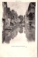 45 MONTARGIS - Le Biez Du Moulin De La Pecherie. - Montargis