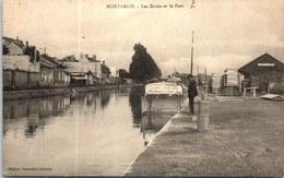 45 MONTARGIS - Les Docks Et Le Port - Montargis