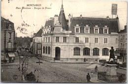 45 MONTARGIS - Place Mirabeau - Banque De France - Montargis