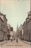 45 MONTARGIS - Rue Du Loing - Une Vue - (carte Couleurs) - Montargis