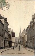45 MONTARGIS - Rue Du Loing. - Montargis