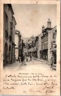 45 MONTARGIS - Une Vue De La Rue Du Loing - - Montargis