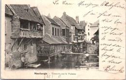 45 MONTARGIS - Une Vue De La Tannerie Sur Le Puiseau. - Montargis