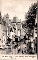 45 MONTARGIS - Vieilles Maisons Au Moulin De La Pecherie - - Montargis