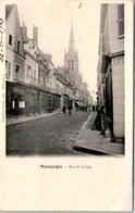 45 MONTARGIS - Vue D'ensembl De La Rue Du Loing. - Montargis