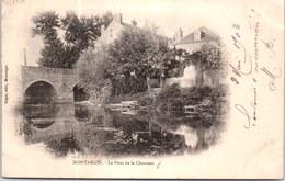 45 MONTARGIS - Vue Du Pont De La Chaussée. - Montargis