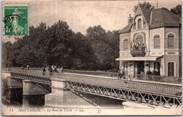 45 MONTARGIS - Vue D'ensemble Du Pont De Tivoli. - Montargis