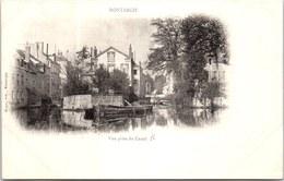 45 MONTARGIS - Vue Prise Du Canal. - Montargis
