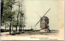 45 NEUVILLE - Le Moulin à Gault. - France