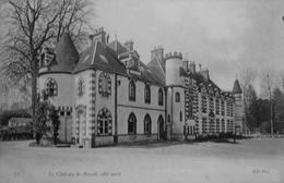 Le Chateau De Breuil Coté Nord - Autres Communes