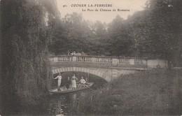 77 - OZOUER LA FERRIERE - Le Parc De Château De Romaine - France