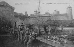 Les Lavoirs Du Chateau - Fougeres
