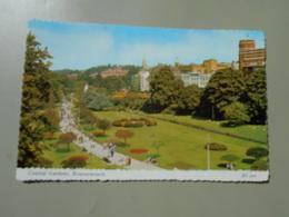 ANGLETERRE DORSET BOURNEMOUTH CENTRAL GARDENS - Bournemouth (depuis 1972)