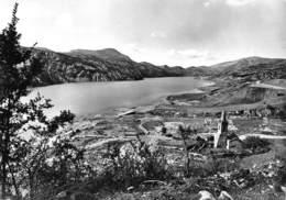 Le Lac De Serre-Ponçon - L'ancienne Eglise D'UBAYE - Haute Vallée De La Durance - France
