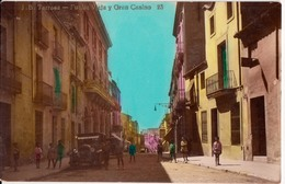 TARRASA-FUENTE VIELA Y GRAN CASINO - Espagne