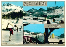 SESTRIERE - Stadiums & Sporting Infrastructures