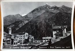 S. Catherina Valfurva Mt. 1737 - Italia