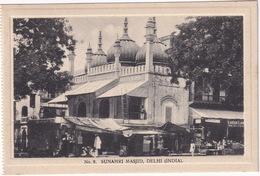 Sunahri Masjid, Delhi - (India) - (Publ.: H.A. Mirza & Sons, Delhi) - India