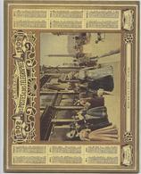 Almanach Des Postes 1902, Rue De La Paix, Paris, Bureaux Hors Métropole - Calendars