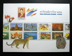Thailand Stamp Year Book 1998 - Thailand