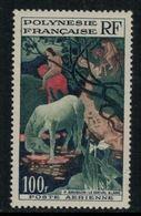 Polynésie Française // Poste Aérienne // 1958 Le Cheval Blanc De Gauguin Timbres Neufs** MNH Y&T No.3 - Neufs