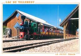 42  Lac De Villerest  - Le Petit Train   U 1427 - Autres Communes