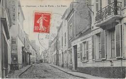CHEVREUSE ; Rue De PARIS - La Poste - France