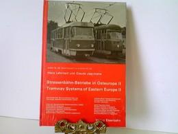 Strassenbahn-Betriebe In Osteuropa. II  Tramway Systems Of Eastern Europe II - Verkehr