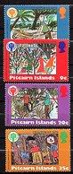 Pitcairn Islands 1979 Christmas MNH Set SG 200-3 (232) - Grossbritannien (alte Kolonien Und Herrschaften)