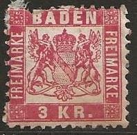 Baden 1862 - Baden