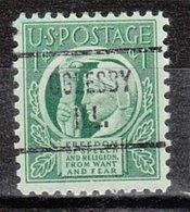 USA Precancel Vorausentwertung Preo, Locals Illinois, Oglesby 721 - Vereinigte Staaten