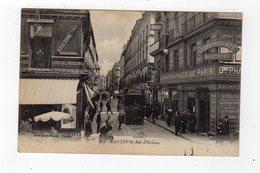 Avr19   4484594   Nantes Rue D'orléans  Et  Le Tramway - Nantes