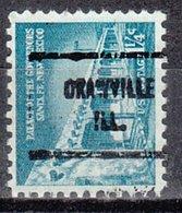 USA Precancel Vorausentwertung Preo, Locals Illinois, Okawville 713 - Vereinigte Staaten