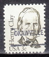 USA Precancel Vorausentwertung Preo, Locals Illinois, Okawville 841 - Etats-Unis