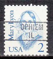 USA Precancel Vorausentwertung Preo, Locals Illinois, Ophiem 839 - Etats-Unis