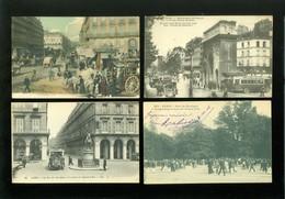 Beau Lot De 60 Cartes Postales De France ( 75 )  Paris       Mooi Lot Van 60 Postkaarten Van Frankrijk Parijs - 60 Scans - 5 - 99 Cartes