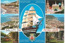 SALUTI DA PIETRA LIGURE - Saluti Da.../ Gruss Aus...