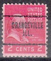 USA Precancel Vorausentwertung Preo, Locals Illinois, Orangeville 704 - Vereinigte Staaten
