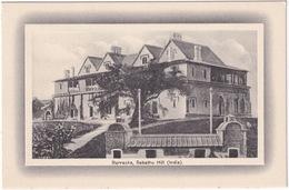 Barracks, Sabathu Hill - (India) - (Publ.: H.A. Mirza & Sons, Delhi) - India