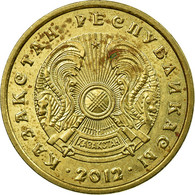 Monnaie, Kazakhstan, 10 Tenge, 2012, Kazakhstan Mint, TTB, Nickel-brass, KM:25 - Kazachstan
