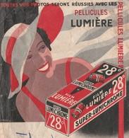 Pochette Photos / Pellicules LUMIERE / Années 50 ? - Maps