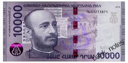 ARMENIA 10000 DRAM 2018 Pick New Unc - Armenia