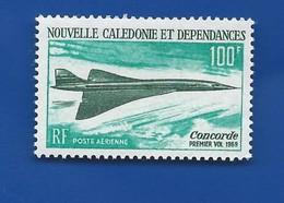 Timbre Concorde  Nouvelle Calédonie Et Dépendance    N° 103 Neufs - Concorde