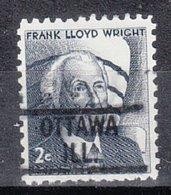 USA Precancel Vorausentwertung Preo, Locals Illinois, Ottawa 819 - Vereinigte Staaten